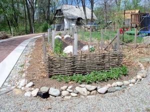 wattle fence 2